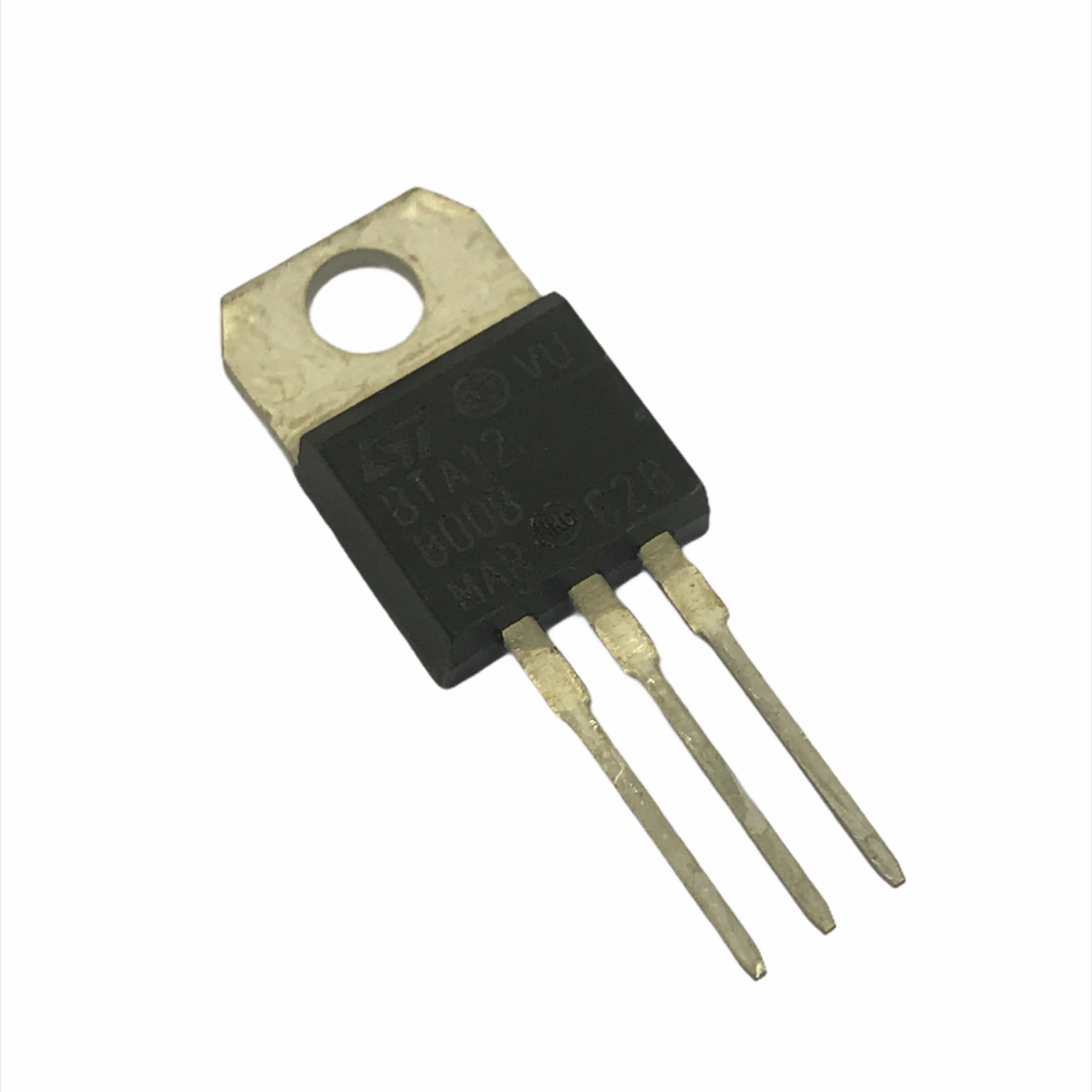TRIAC BTA12-800B-12A 800V TO220 S.T.