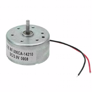 MOTOR DC 3V 8MM 075-0008 CHIPSCE
