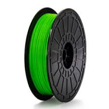 FILAMENTO ABS VERDE 1,75MM 0,6KG FLASHFORGE